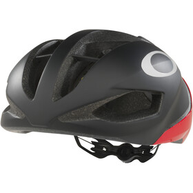 Oakley ARO5 Fietshelm, red line